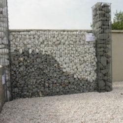 Gabion Mur de pierres