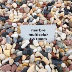 Marbre multicolor
