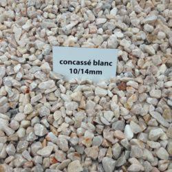 Concassé Blanc